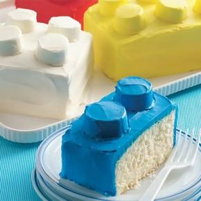 LEGO торт