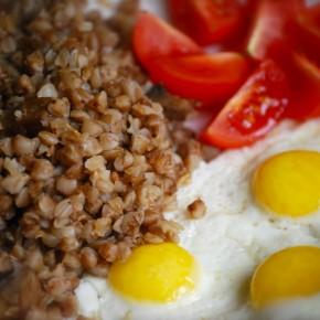 Правильный завтрак - залог хорошего дня!