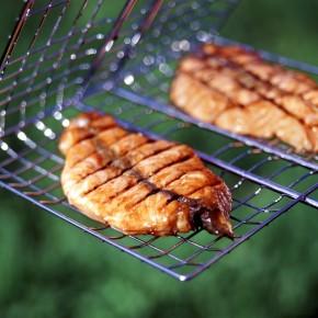 Маринуем рыбу для шашлыка и гриля