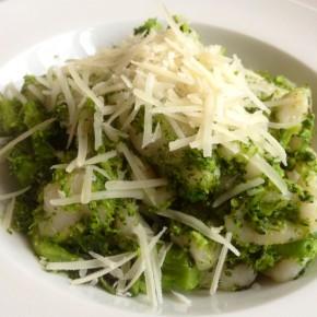 Орекьетте с брокколи (orechiette con broccoli)