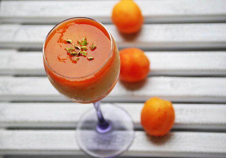 apricot desset
